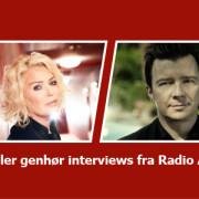 Hør eller genhør interviews