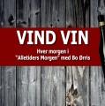 Vind lækker vin fra Jysk Vin
