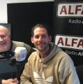 Rasmus Seebach besøger Poul Foged