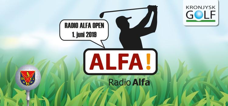 Radio ALFA Open – Golfturnering