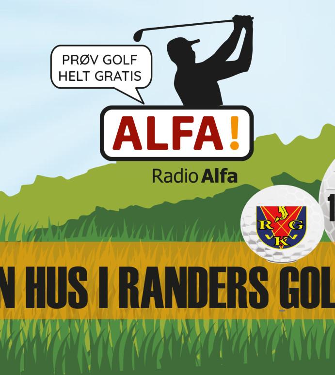Åben hus hos Randers Golf