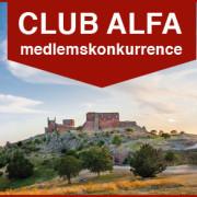 Club Alfa Medlemskonkurrence
