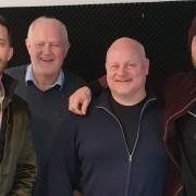Nik og Jay besøgte Radio ALFA