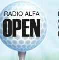 Djurslands Bank og Radio ALFA præsenterer Radio ALFA Open.